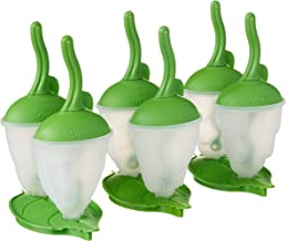 Tovolo Bug Popsicle Molds with Sticks Ice Pop Maker BPA Free Food Safe Dishwasher Safe – Shapes Include Beetle, Caterpilla...
