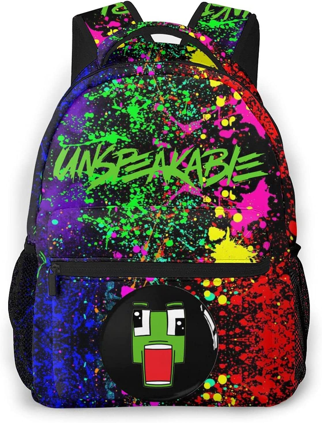 Kids 激安通販 Uns-Peakable School Backpack For Boys 商品 Girls Dur Lightweight