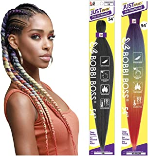 Best blonde pre stretched braiding hair Reviews