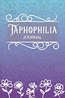 Taphophilia Journal: Cemetery Research Log Book