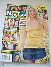 Naughty Neighbors July 2013 men's magazine