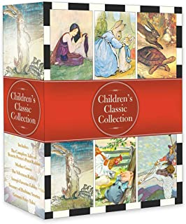 Children's Classics 6-Book Box Set (Children's Classic Collections)