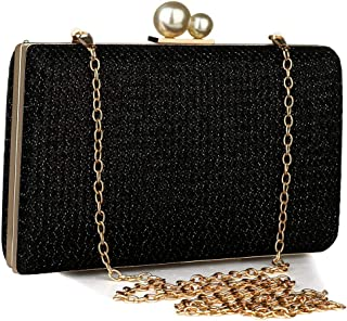 DEZIRO Golden Leave Tree evening handbags and clutches for women