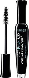 Bourjois Volume Glamour Effet Push Up Volumizing and Curling Mascara - 71 Waterproof Black, 7ml