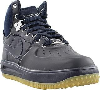 Grade-School Lunar Force 1 Sneakerboot GS Dark Obsidian 706803-401 Shoe 7Y M US Youth
