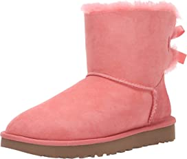 e421502cf7b UGG Mini Bailey Button Poppy | Zappos.com