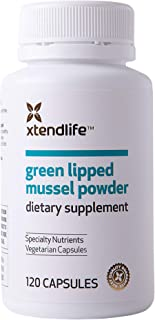 Xtend-Life Green Lipped Mussel Powder Supplement for Immune Support, Joint Health & Inflammation Management...