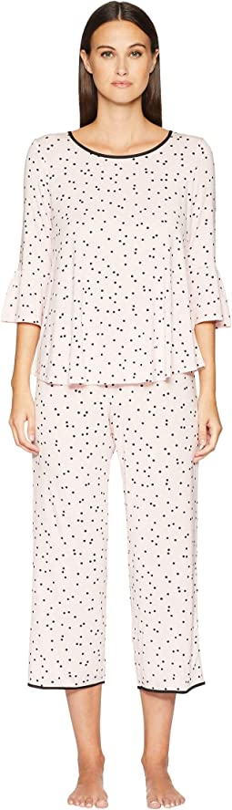 Scattered Dot Pink