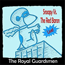 Snoopy vs. the Red Baron Live