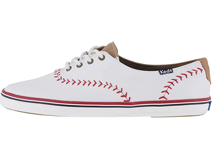 Keds Champion Leather Pennant | Zappos.com