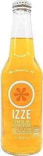 Izze, Juice Sparkling Clementine Single, 12 Fl Oz
