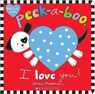 Peek-A-Boo, I Love You!