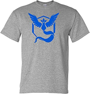 Custom Apparel R Us Pokemon Gym Everyday Girls Boys 3//4-Sleeve Raglan Tee T-Shirt