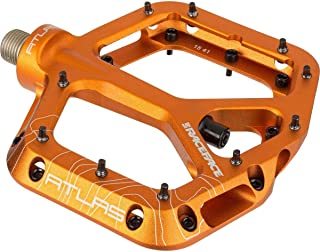 Race Face Atlas Pedals Orange, One Size