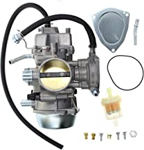 Carbhub YFM660 Carburetor for Yamaha Grizzly 660 YFM660 2002 2003 2004 2005 2006 2007 2008 4-Stroke Engine