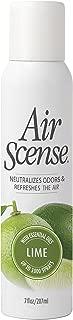 Air Scense Natural Air Freshener, Lime, 7 Ounce