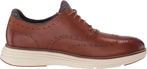 CH British Tan Leather/Ivory