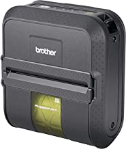 $139 » Brothers Industries, Ltd - Brothers RuggedJet RJ4040 Direct Thermal Printer - Monochrome - Mobile - Label Print - NO Battery, NO Cables (Renewed)