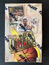 1993-94 Fleer Ultra Series 1 Michael Jordan Inserts Basketball Box