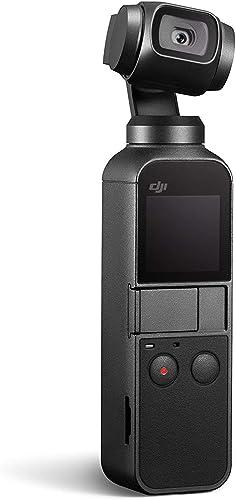 Osmo Pocket, DJI, CP.ZM.00000097.01, Preta