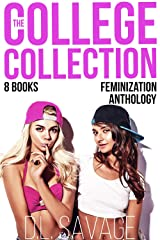 The College Collection: 8 Books Feminization Anthology (English Edition) Format Kindle