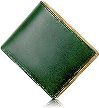 [エレディータ] 財布 二つ折り財布 革の王様ブッテーロレザー メンズ 日本製 WL11