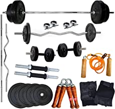 FitCrat Generic Home Gym Combo, 20Kg