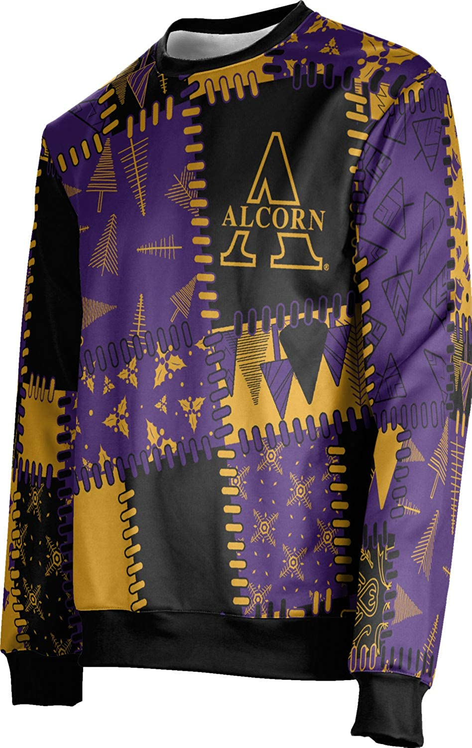 ProSphere Alcorn State University Quilt Men's Los Angeles Mall - Sweater Save money