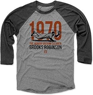 Brooks Robinson Shirt - Vintage Baltimore Baseball Raglan Tee - Brooks Robinson Catch