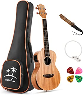 sojing electric ukulele