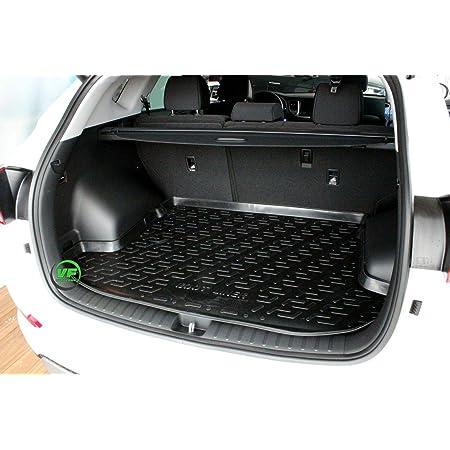 Azuga Az12000335 Gummi Kofferraumwanne Premium Antirutsch Fahrzeugspezifisch Auto