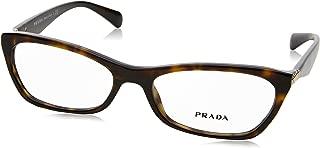 Prada PR15PV Eyeglasses-2AU/1O1 Havana-53mm