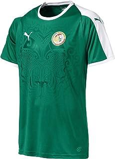 PUMA Herren Senegal Away Shirt Ss Replica Trikot