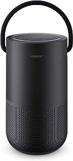 Bose 17817801768 Bärbar Hemhögtalare med Integrerad Alexa Voice Control, En Storlek, Svart