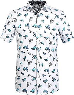 Best button down shark shirt Reviews