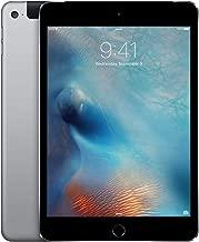 Apple iPad mini 4 (Wi-Fi + Cellular, 128GB) - Space Gray (Previous Model)