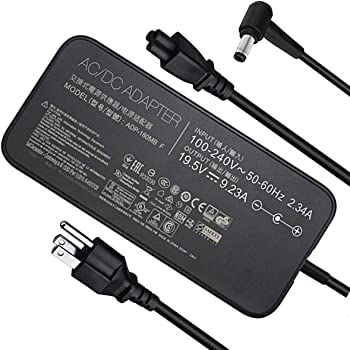 New Global 180W AC//DC Adapter Charger for Asus ROG G20CI 90PD01X1-M02740 G20CI-DS71-GTX1080 G20CI-DS72-GTX1070 G20CI-FR020T G20CI-FR019T G20CI-FR018T G20CI-FR010T G20CI-SG008T G20CI-SG007T TOP