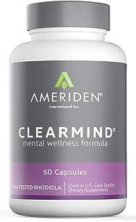 Clear-Mind® Superior Mental Support Formula