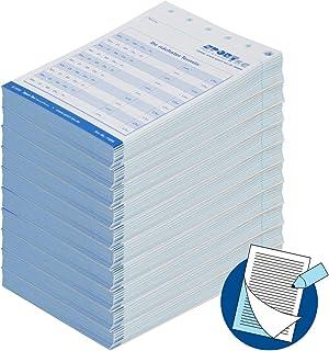 Terminplaner Terminplaner Terminplaner Terminzettelblock Terminblock Terminzettel Physio Ärzte 10x75 Blatt DIN A7 B0027XSTJ2  Tadellos 040b90