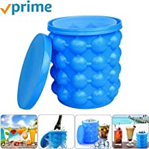 space saving silicone ice maker
