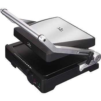 Cecotec Rockn Grill 1500 - Parrilla Eléctrica, Revestimiento de ...