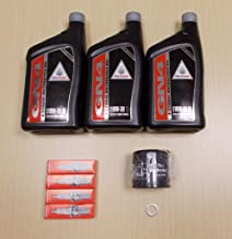 New 2004-2013 Honda VT 750 VT750 Shadow OE Basic Oil Service Tune-Up Kit