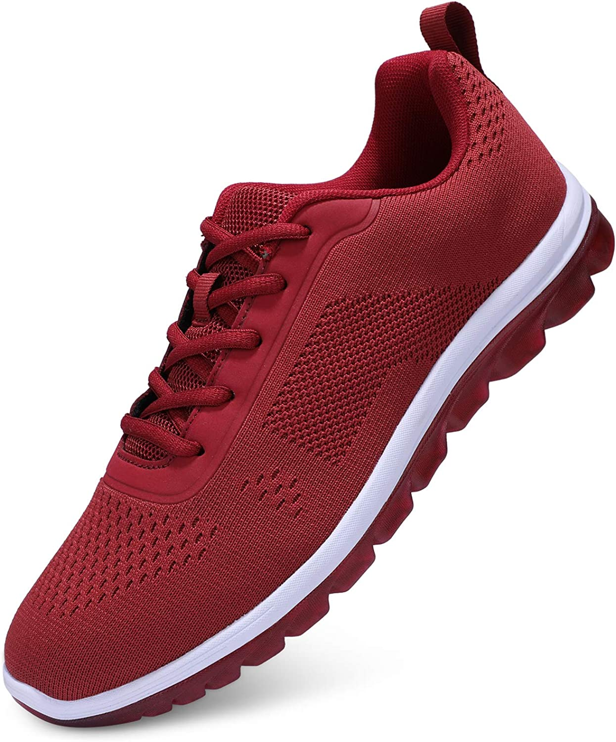 UUBARIS Men's Clearance SALE! Limited time! Max 80% OFF Walking Shoes Non Breathable Running Li Slip