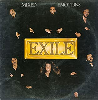 Exile - Mixed Emotions - WB - BSK 3205 - Canada - VG++/NM LP