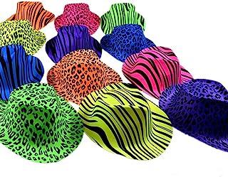 Novelty Place Estrellas de la Fiesta Sombreros Plásticos de