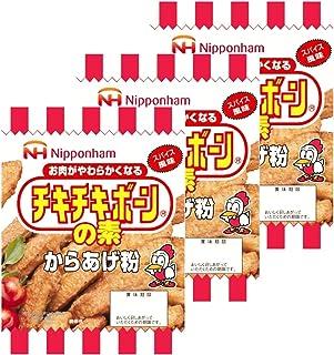 日本ハム チキチキボーンの素 100g×3パック