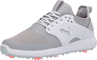 PUMA Men's Ignite Pwradapt Caged Golf Shoe