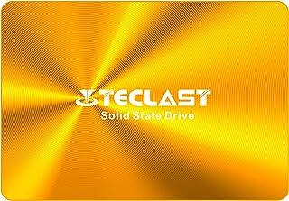 TECLAST SSD 内蔵 512GB 2.5インチ 3D NAND採用 SATA3 6Gb/s 7mm PS4動作確認済 日本語取扱説明書付き 3年保証 国内正規代理店品