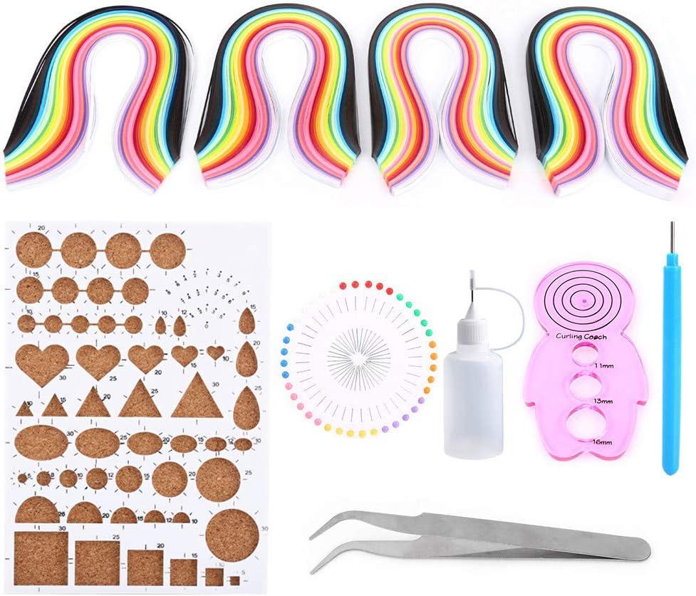 Max 69% OFF tabpole Rare Handmade Paper Refill Tool Template Art DIY Wo Kit