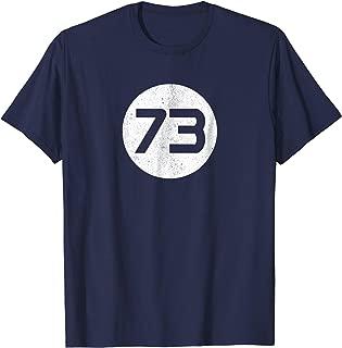 Sheldon's 73 Shirt